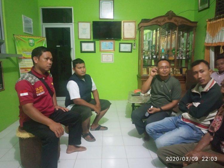 Ketua Senkom MP Kecamatan Kerinci Kanan Bantu Kakek Tersesat