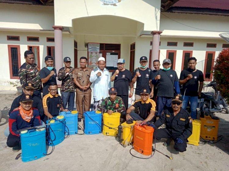 Senkom MP Kuansing Siaga dan partisipasi memutus mata ranai covid-19