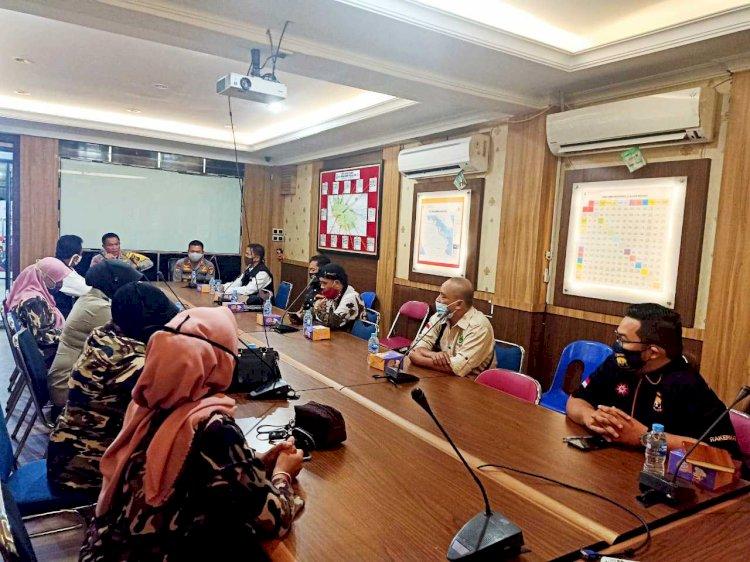 Senkom MP Provinsi Riau Mendukung Program Kakor Binmas Baharkam Polri