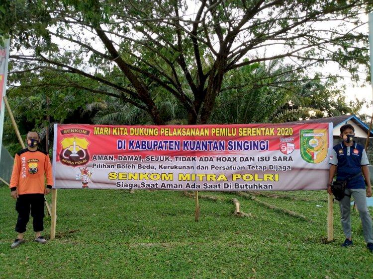 Penghujung 2020 Provinsi Riau Selenggarakan Pilkada Serentak
